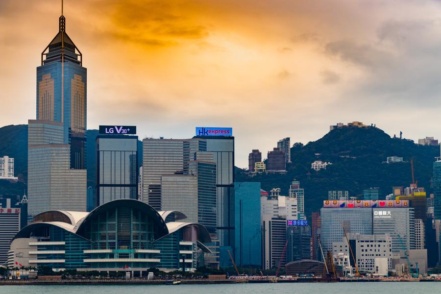 <p>Гонконг. Фото © Pexels </p>