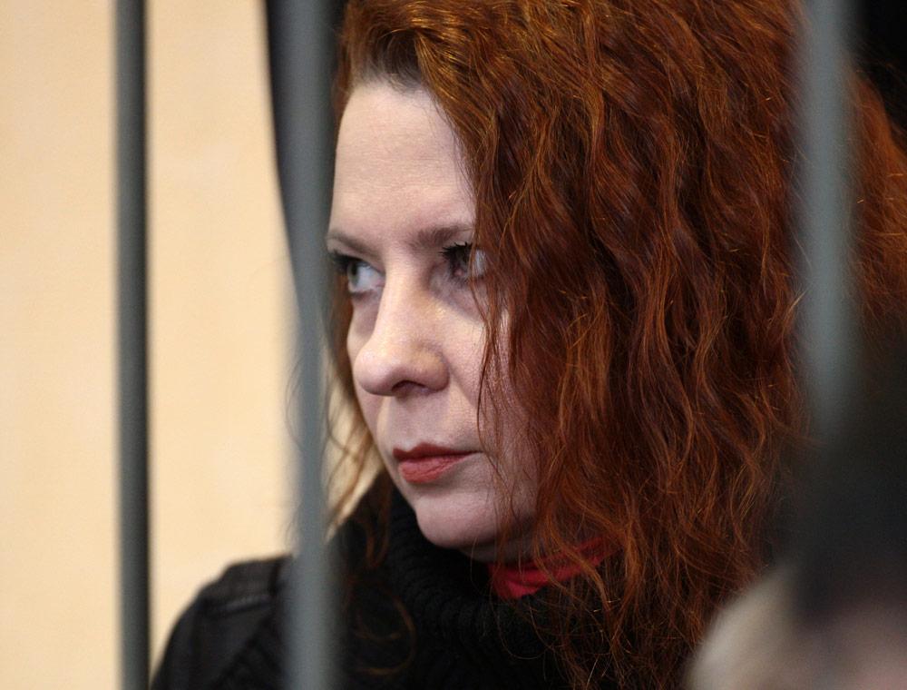 Светлана Инякина. Фото © ТАСС / Александров Николай