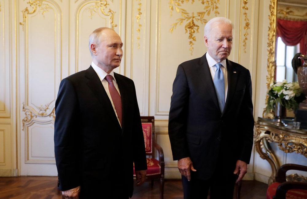Кремль раскрыл детали телефонного разговора Путина и Байдена