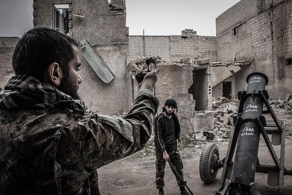 Фото © ТАСС /Karam Almasri / NurPhoto / ZUMA Wire