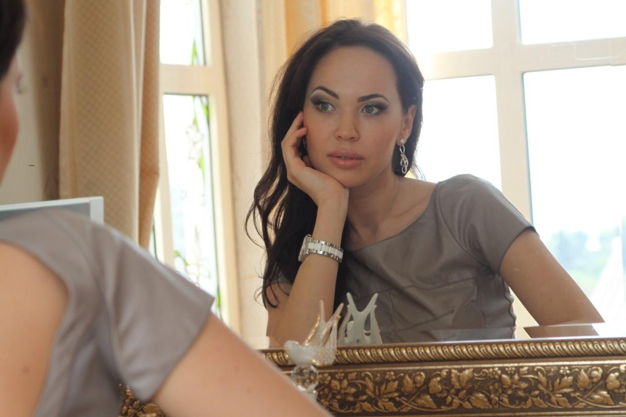 Ольга Зарькова. Фото © VK / Стефа Лаврова (аккаунт Ольги Зарьковой под другим именем)