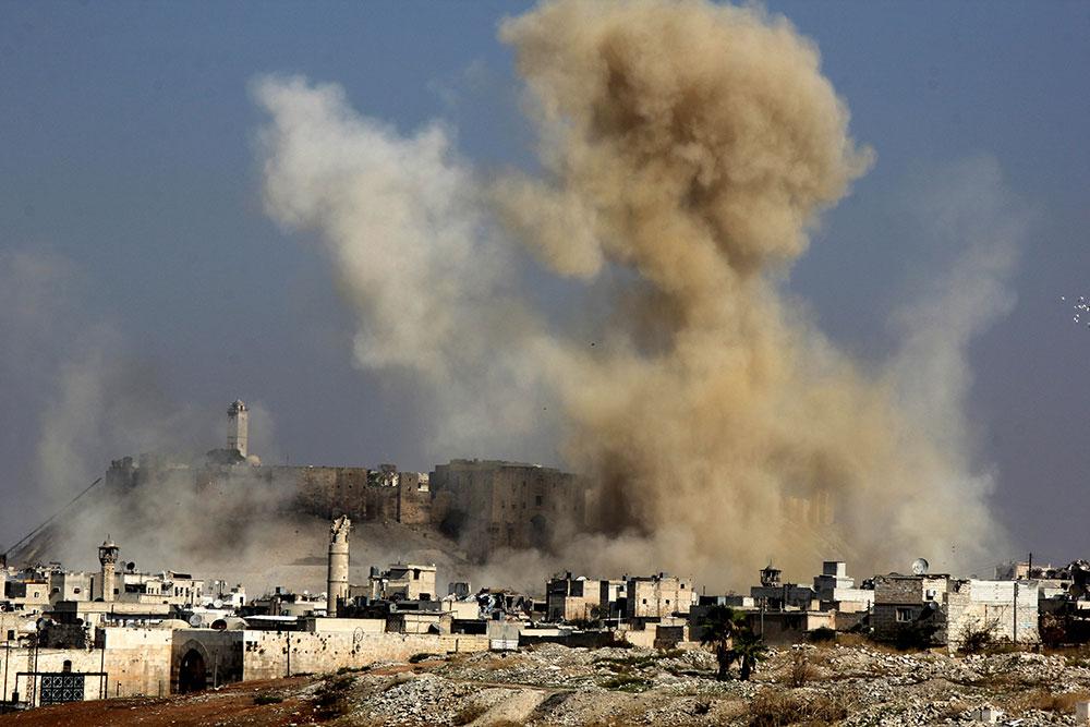 Фото © ТАСС / Ameer Al-Halbi / APA Images via ZUMA Wire
