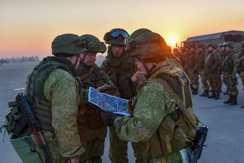 Фото © ТАСС /Минобороны России