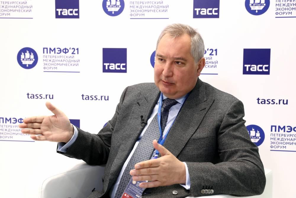 Рогозин в прямом радиоэфире пригласил Маска в Россию