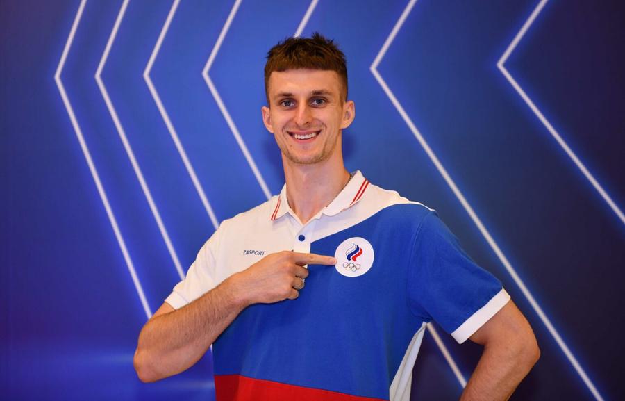 "<p>Владислав Ларин. Фото © <a href=""https://olympic.ru/news/tokyo-2020/vladislav-larin-chempion-igr-v-tokio/"" target=""_blank"" rel=""noopener noreferrer"">ОКР</a></p>"