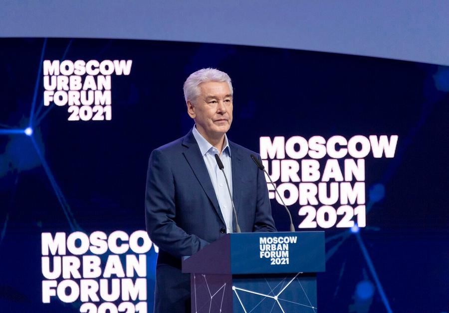<p>Сергей Собянин. Фото © Пресс-служба мэра и Правительства Москвы / В. Новикова</p>