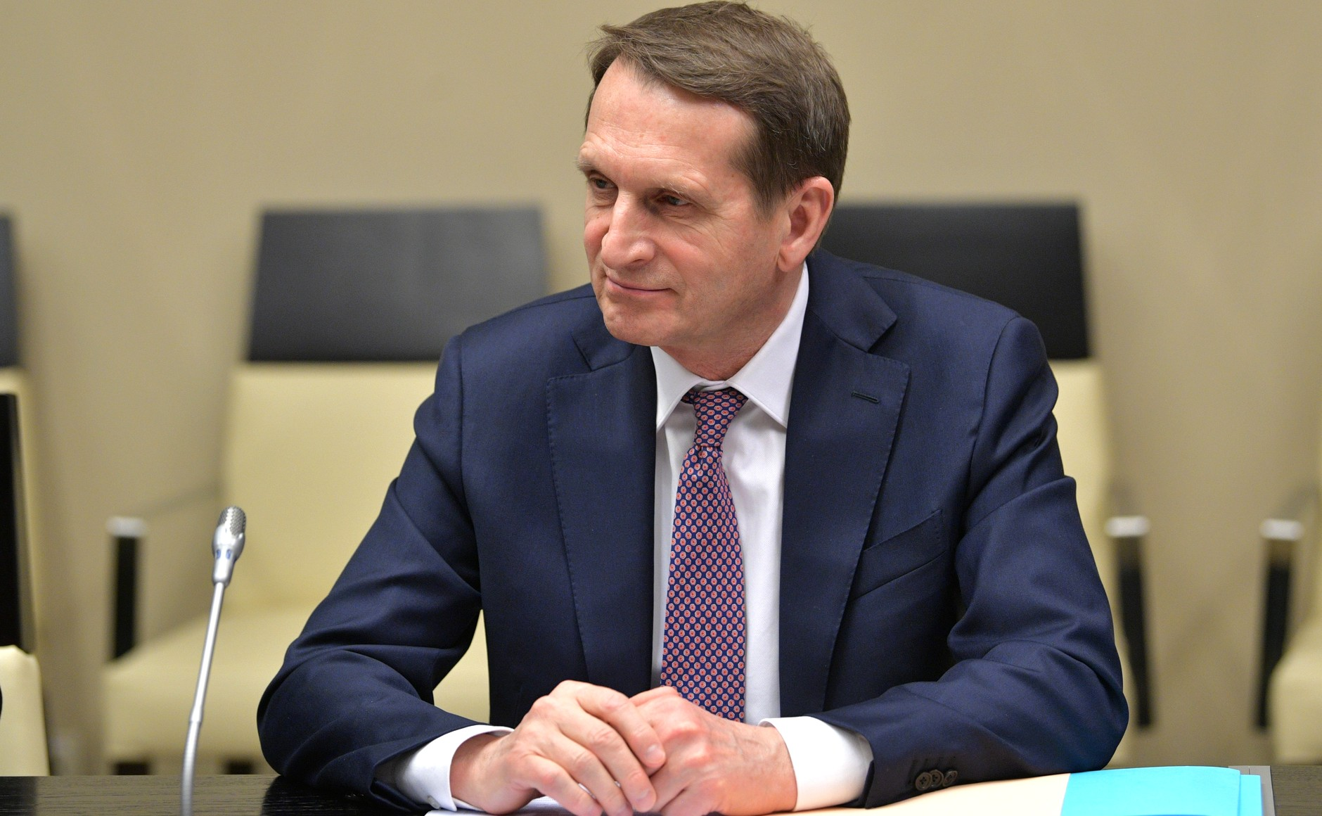 СВР знает часть правды о деле Навального, заявил Нарышкин