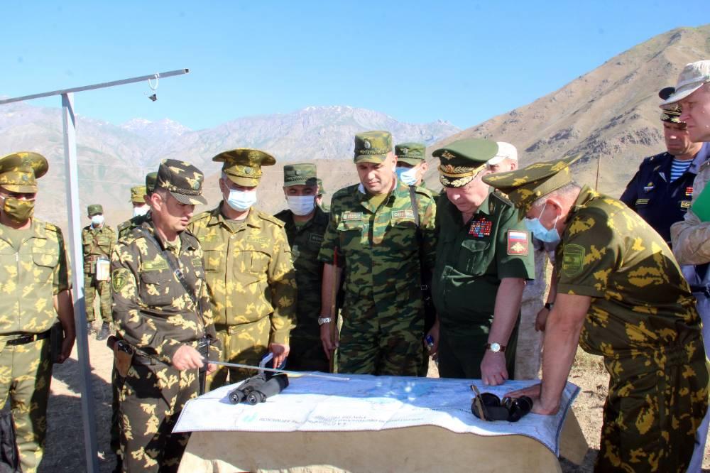 Шойгу призвал ОДКБ готовиться к вторжению боевиков Талибана из Афганистана