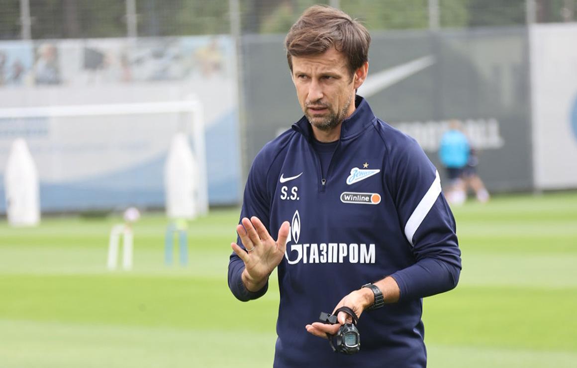 Семак назвал Локомотив одним из главных конкурентов Зенита