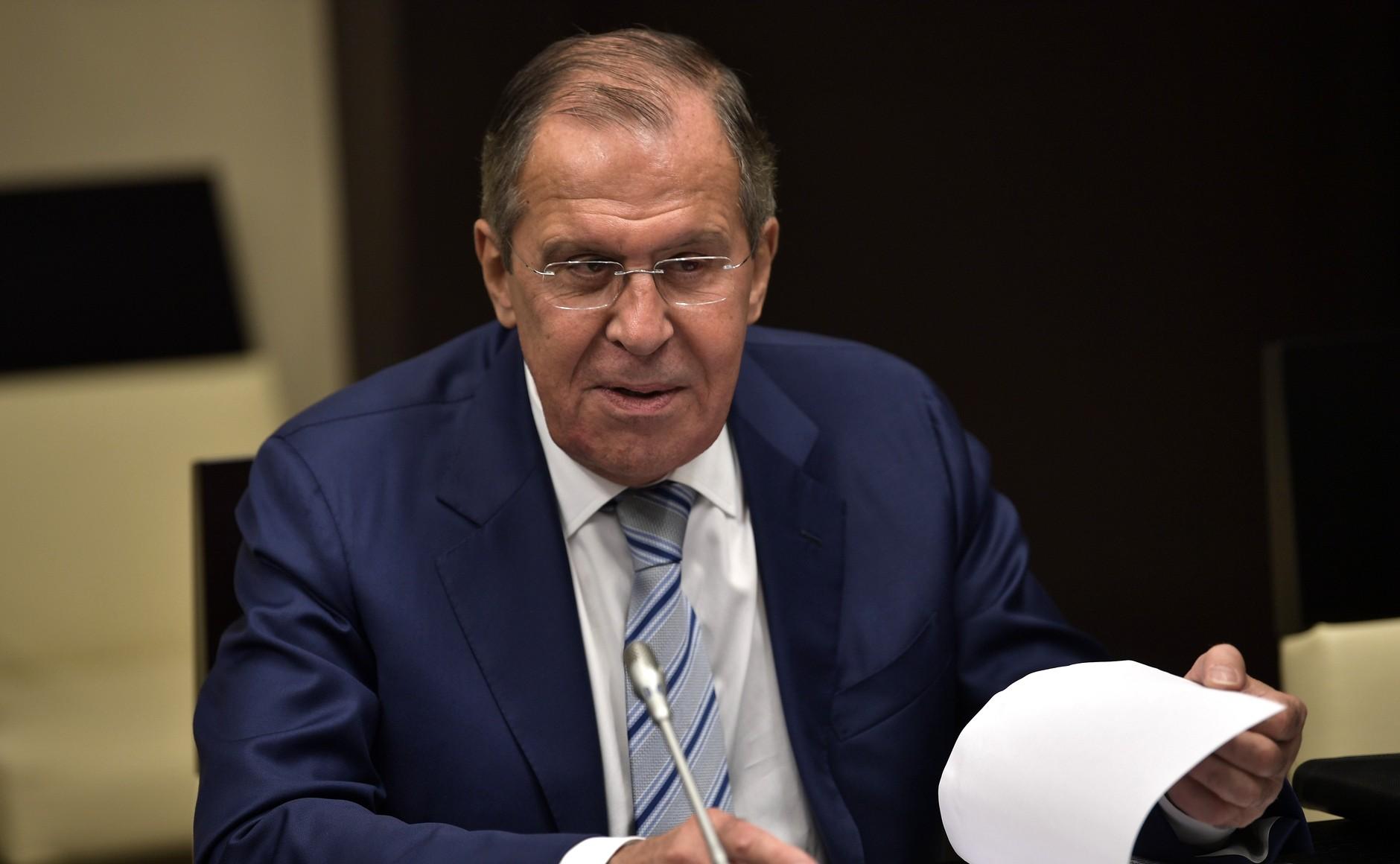 РФ полагается на оценки военных США о сроках взятия Кабула талибами, заявил Лавров