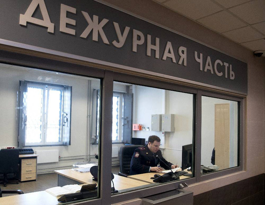 Фото © ТАСС / Сергей Бобылев