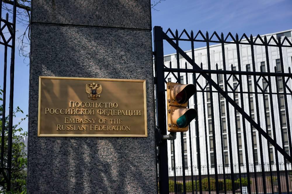 Посольство РФ предложило Госдепу обратить внимание на нарушения прав человека в США