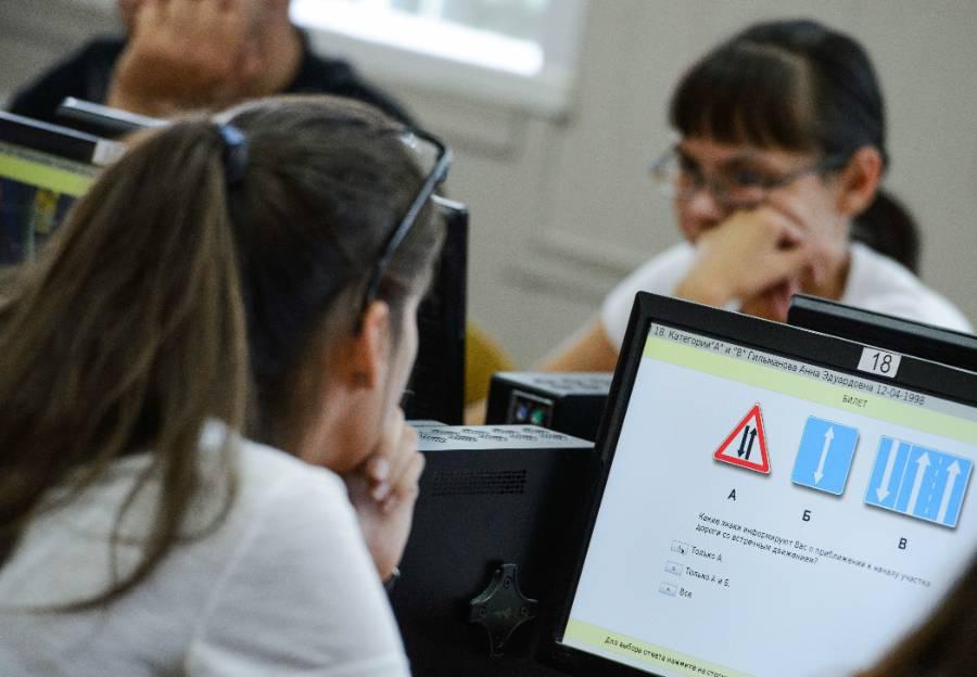 Решили бороться с заучиванием: В МВД заявили о возможных изменениях в экзамене на права