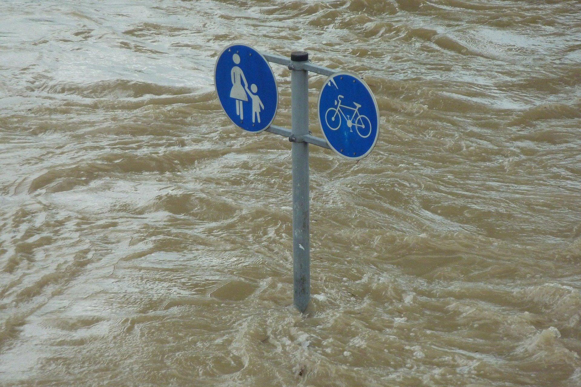 Названы города России, которым угрожают наводнения
