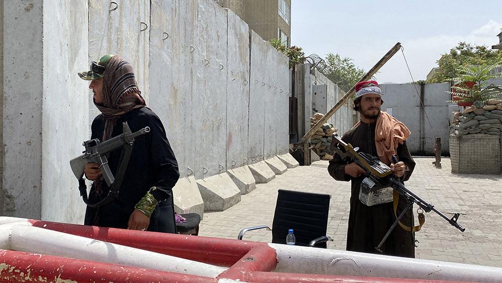 Силы сопротивления начали бои с талибами к северу от Кабула