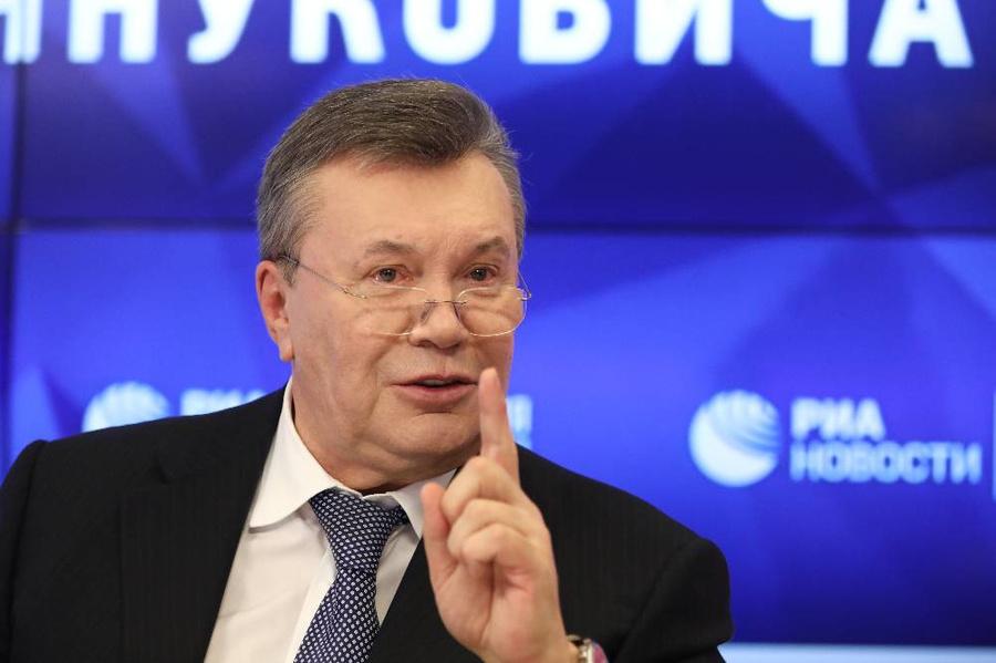 <p>Виктор Янукович. Фото © ТАСС / Ведомости / Янукович</p>