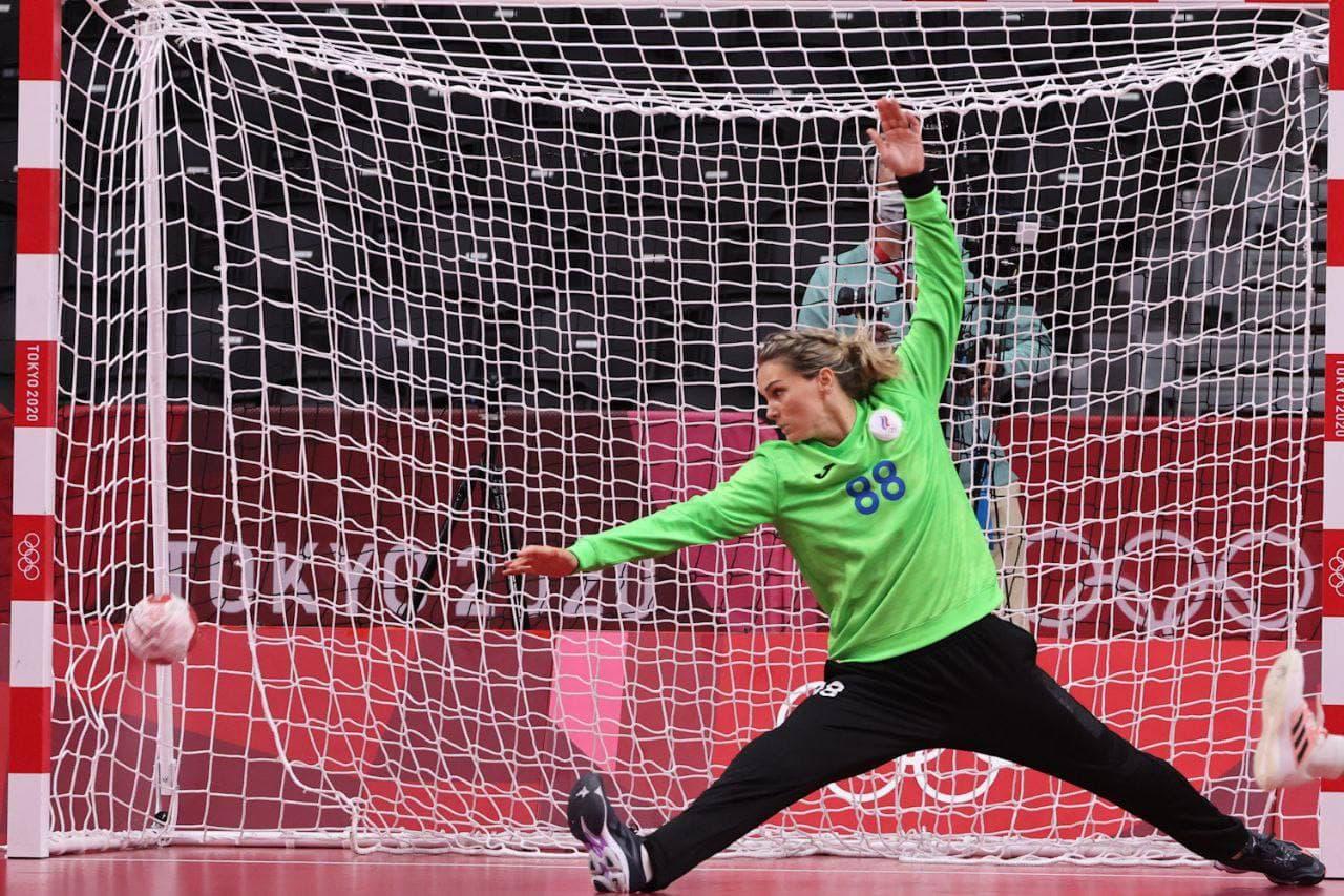 Женская сборная России по гандболу победила Испанию на Олимпиаде в Токио