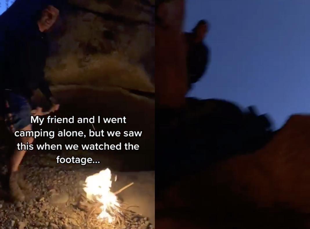 Кадры из видео © TikTok / carterbooth