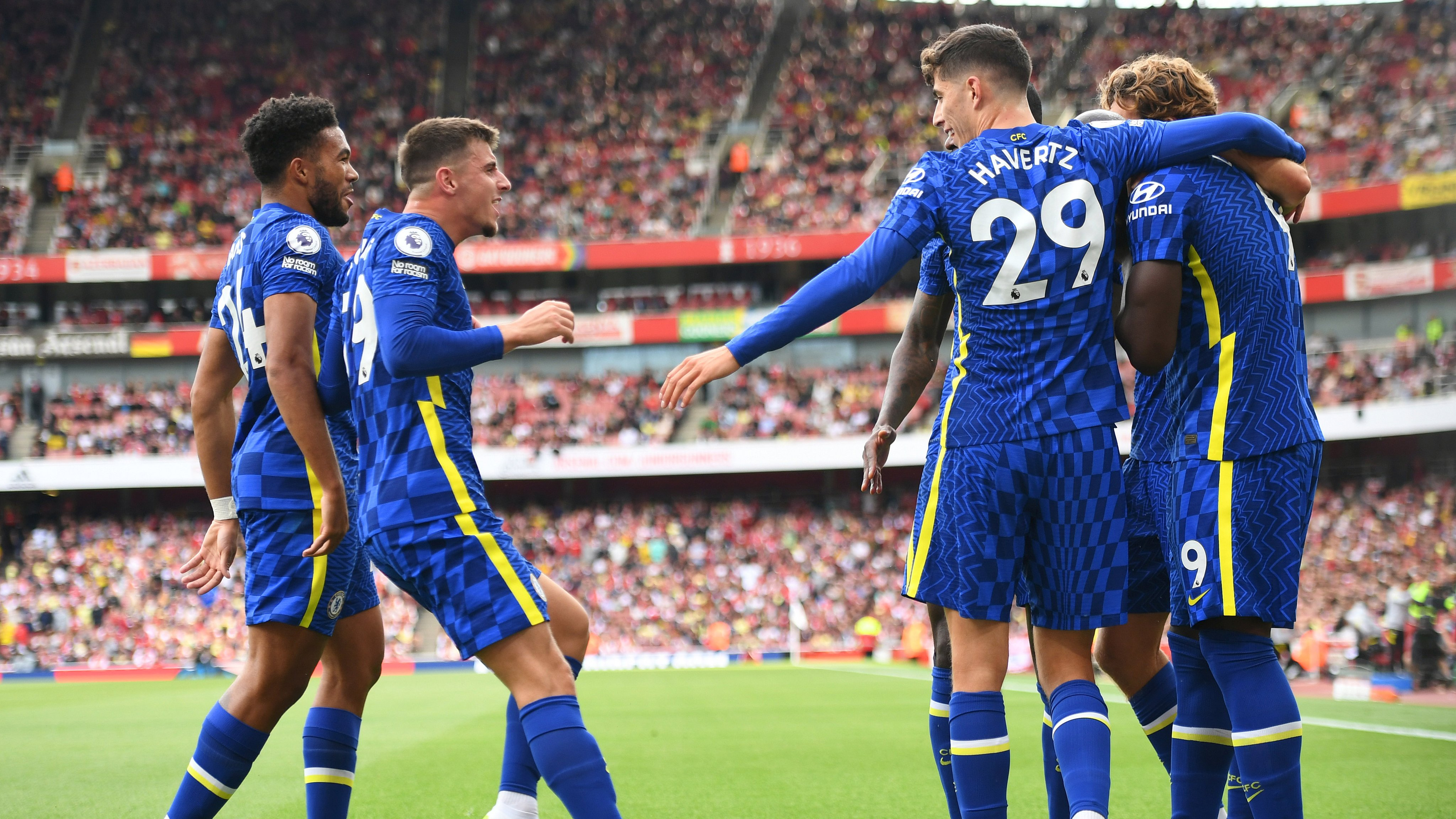 Челси в дерби переиграл Арсенал в первом матче Лукаку после возвращения