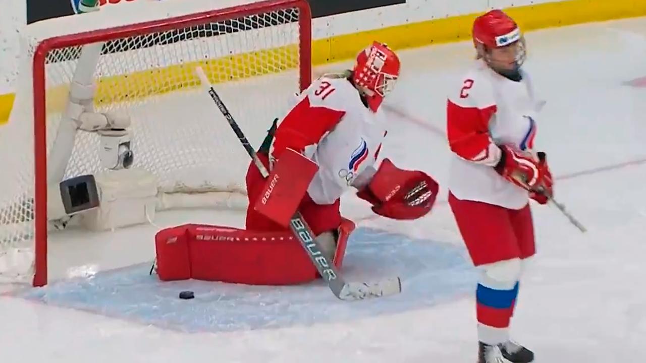 Женская сборная России проиграла Канаде во втором матче чемпионата мира по хоккею