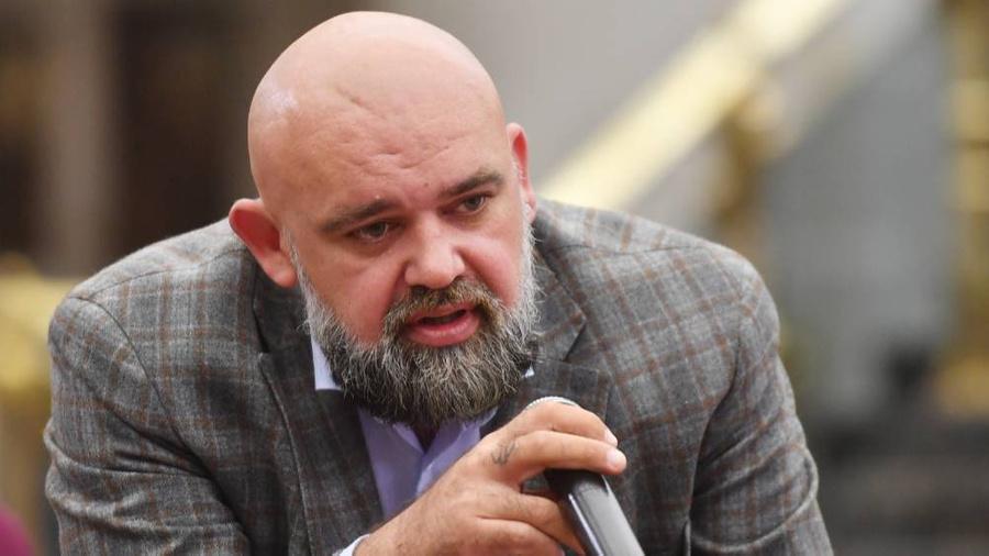 <p>Денис Проценко. Фото © ТАСС / Михаил Воскресенский / POOL</p>