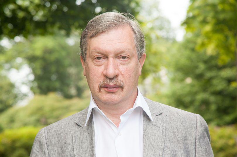 Юрий Шевчук, эколог. Фото © asninfo.ru