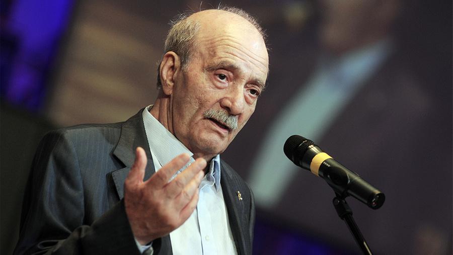 <p>Георгий Данелия. Фото © ТАСС / Владимир Астапкович</p>