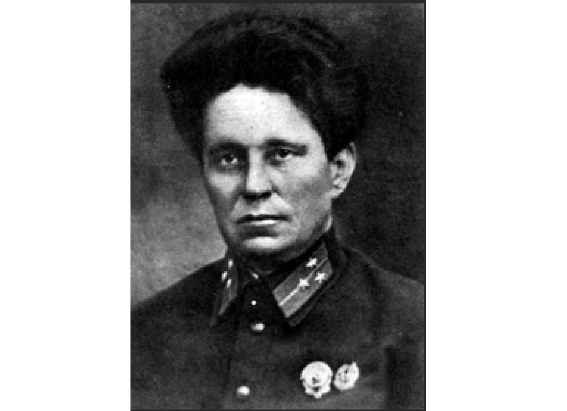 Паулина Онушонок. Фото © Официальный сайт Министерства внутренних дел Российской Федерации