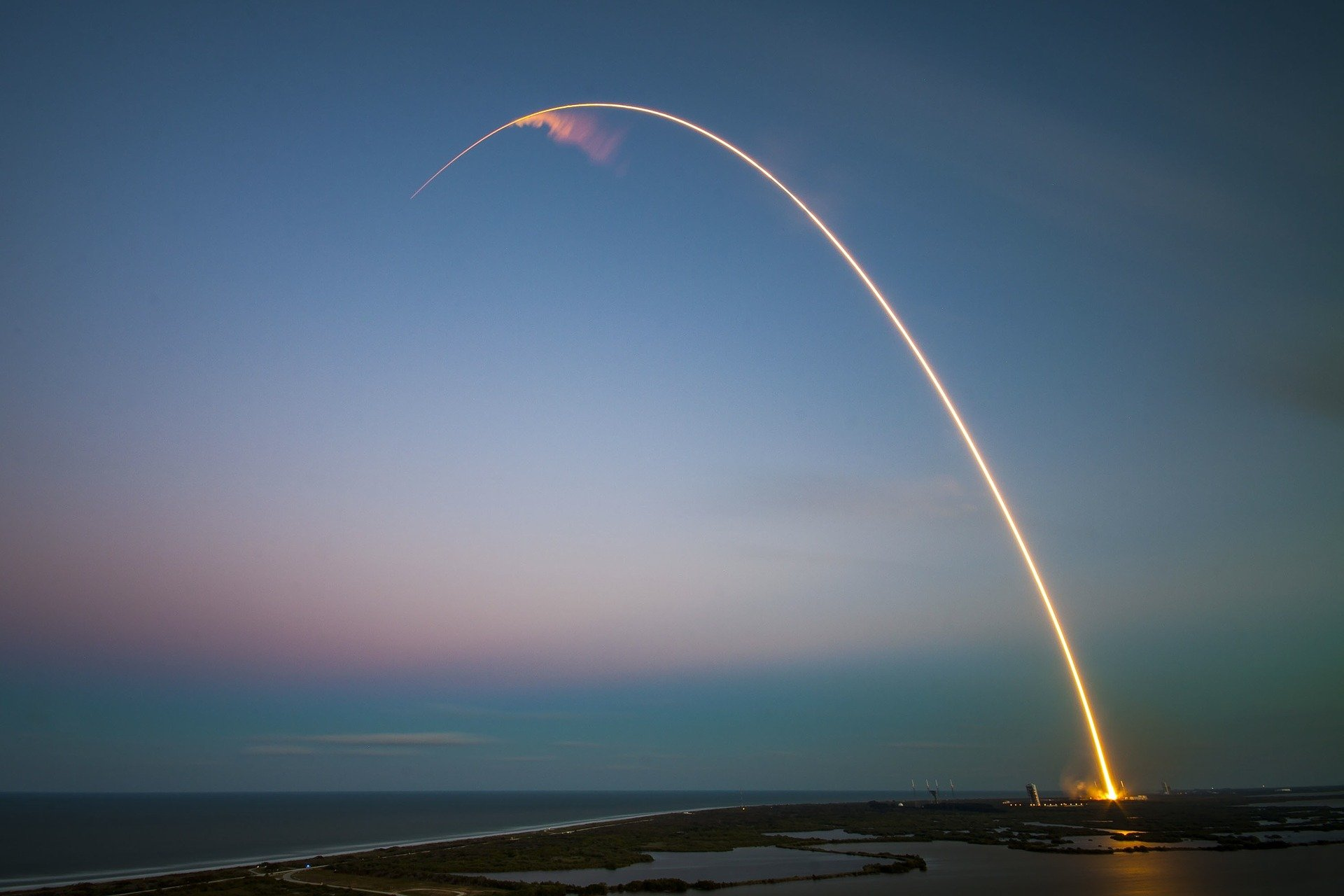 США провели испытания второй ступени двигателя гиперзвуковой ракеты