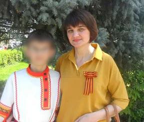 Присяжный заседатель Людмила Анисимова. Фото © ОК