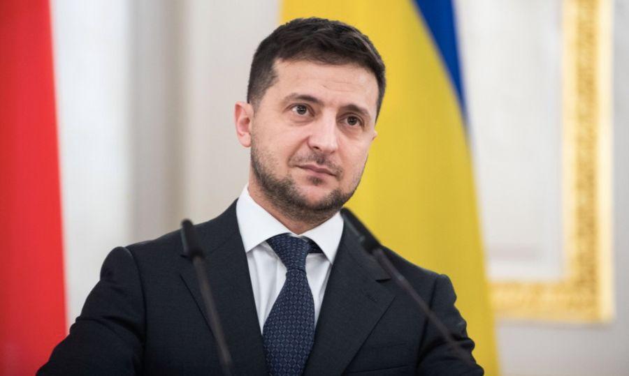 <p>Фото © Пресс-служба президента Украины / Миколи Лазаренка</p>