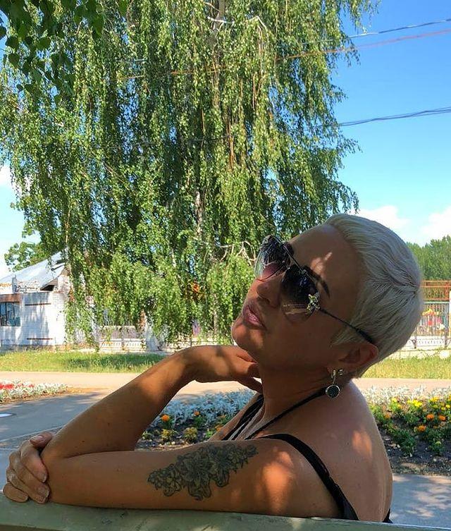 Лилии Малебской летом исполнился 51 год. Фото © Instagram / malebskaia