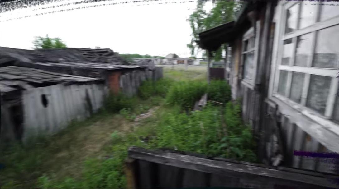 Барак в Новочеремшанске. Фото © LIFE