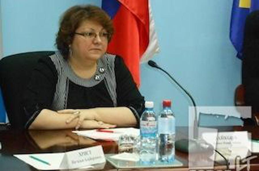 Элина Зайкова — главная по жилищным вопросам в Тольятти. Фото © tltgorod.ru