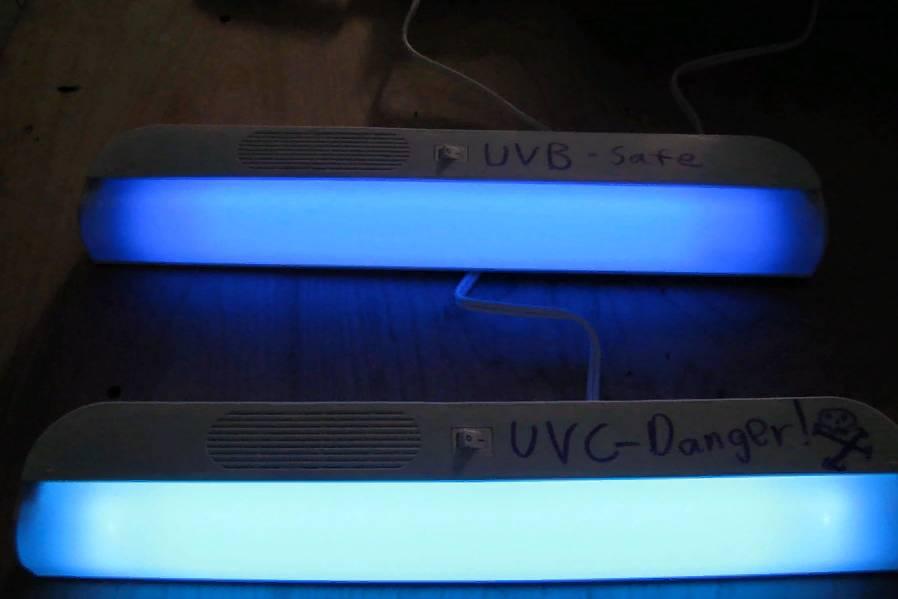 В Китае разработали ультрафиолетовую лампу, уничтожающую 99,99% коронавируса