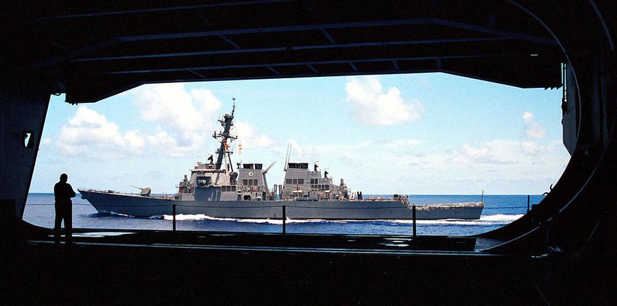<p>Фото © Getty Images / U.S. Navy</p>