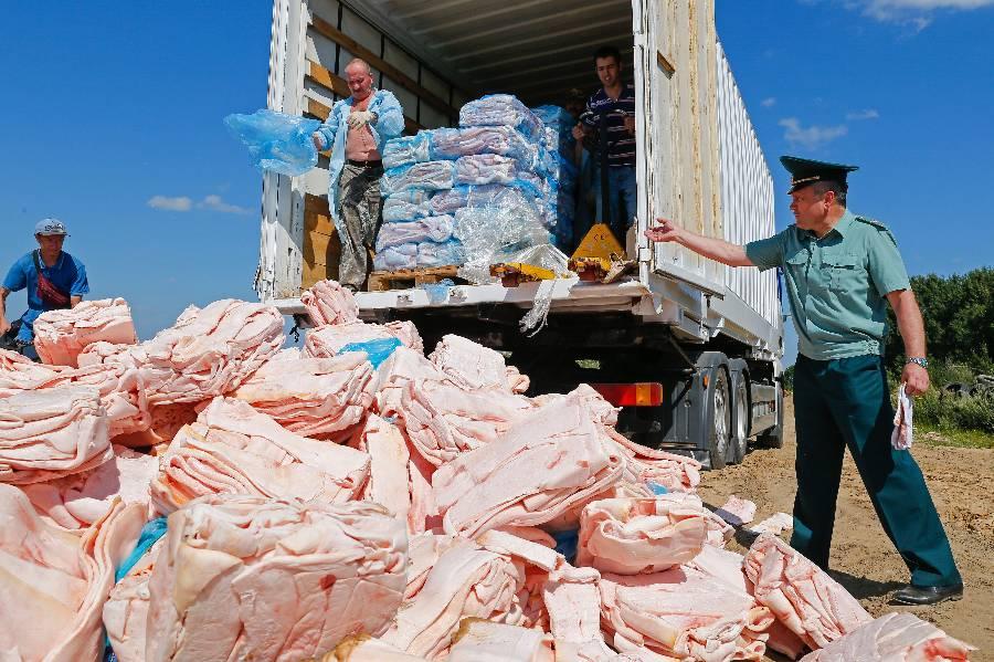 Общественники предложили передавать малоимущим таможенный конфискат