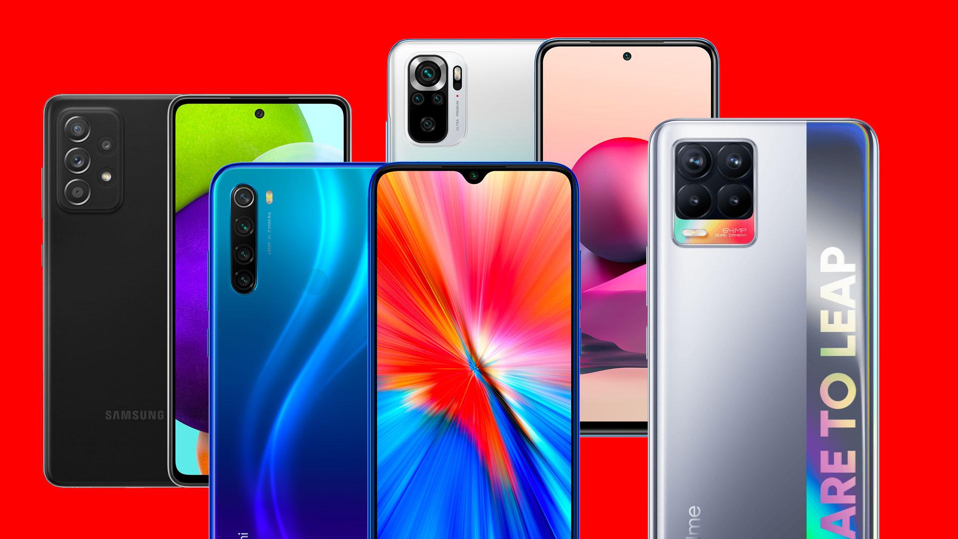Лучшие в своём деле: 5 смартфонов с хорошей камерой и экраном, которые стоит купить в 2021 году