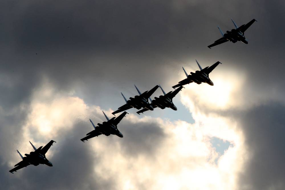 В США назвали лучший российский истребитель