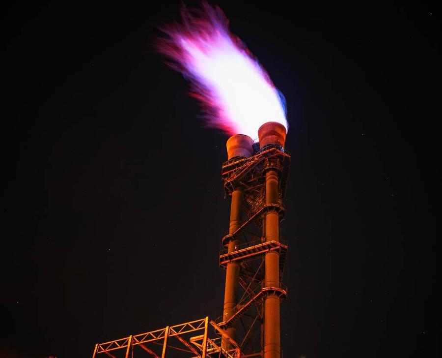 Цена газа в Европе впервые превысила $710 за тысячу кубометров
