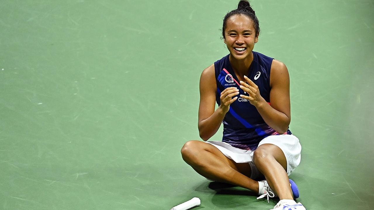Лейла Фернандес. Фото © US Open