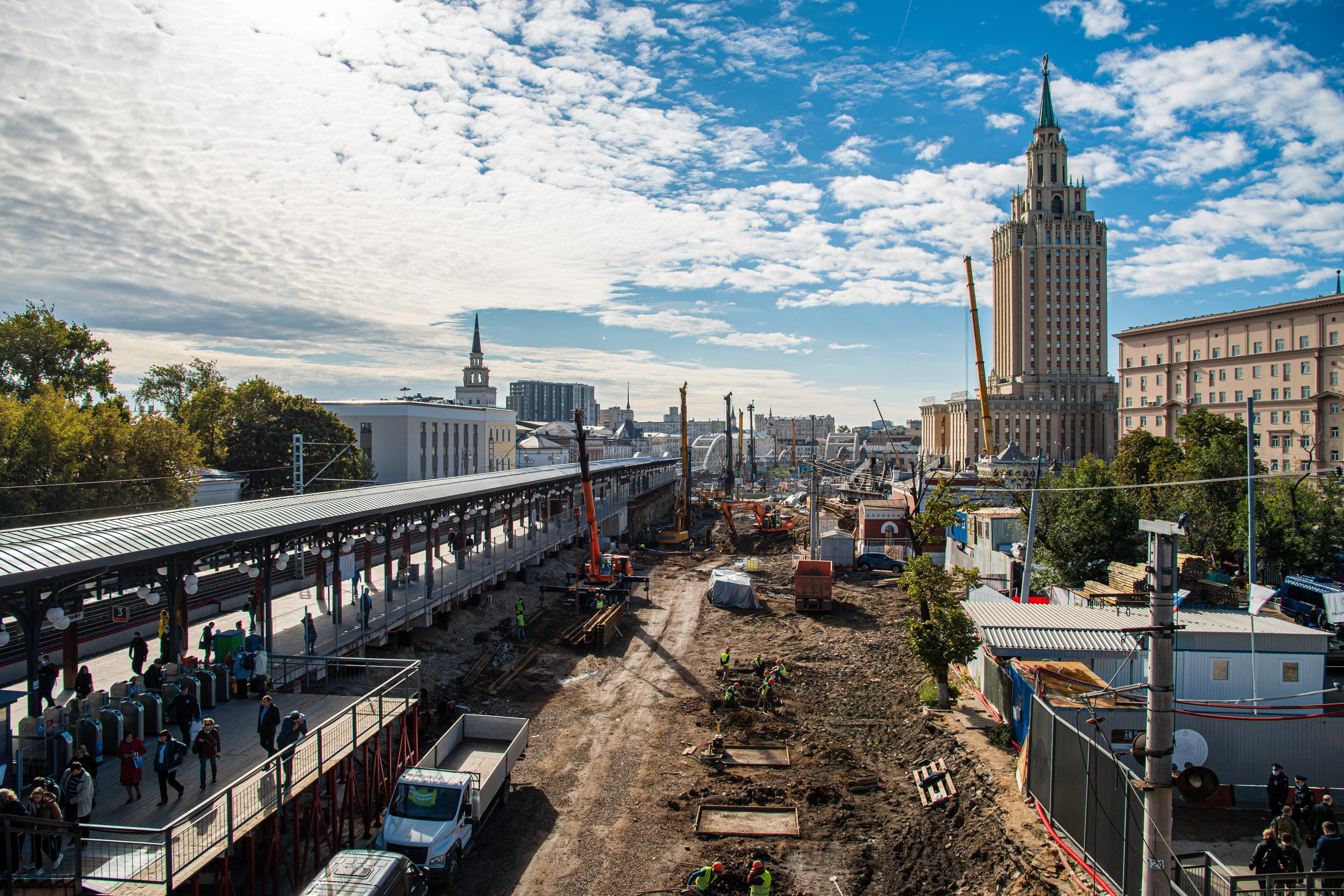 Собянин: Экономика в Москве не только восстановилась, она уже превзошла докризисный уровень