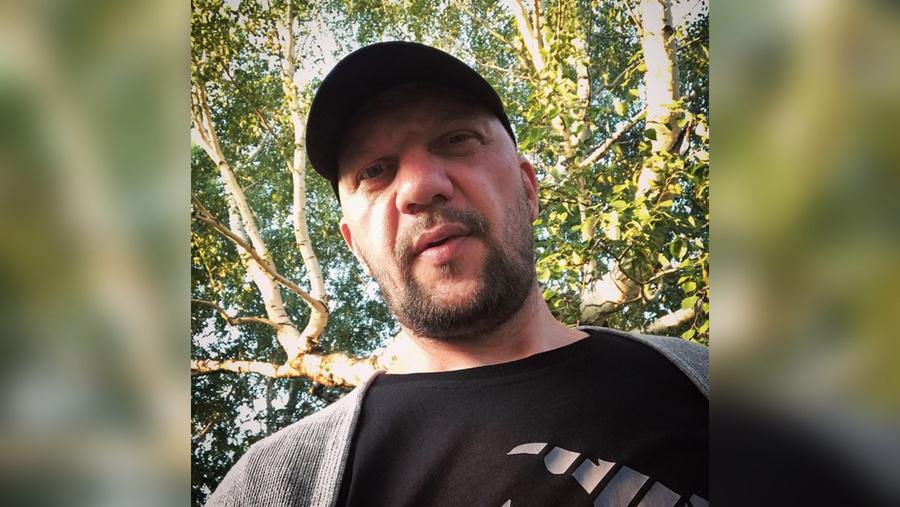 "<p>Андрей Бледный. Фото © Instagram / <a href=""https://www.instagram.com/p/CTCn6bnoUsF/"" target=""_blank"" rel=""noopener noreferrer"">blednyi_2517</a></p>"