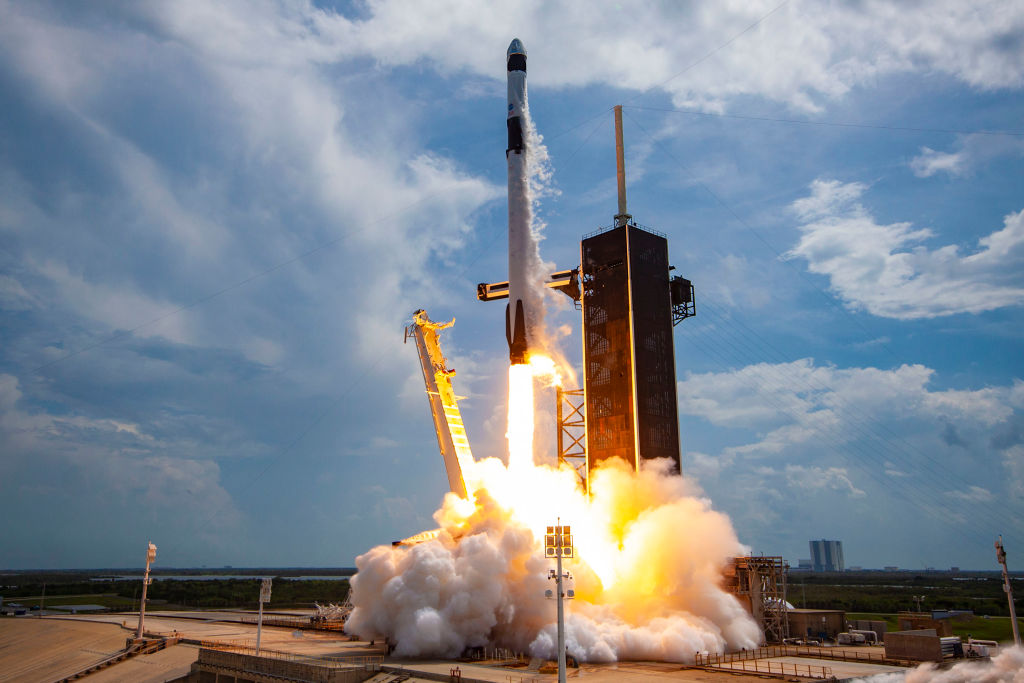 Фото © Getty Images / Falcon-9