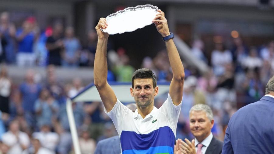 <p>Новак Джокович. Фото © US Open</p>