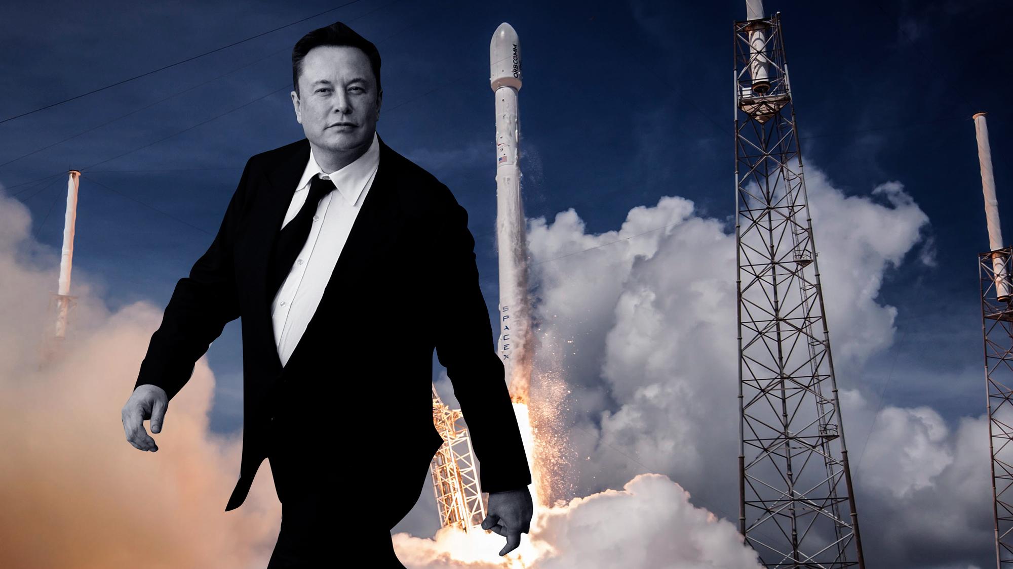 Афера космического ботаника: Как Илон Маск украл у России многоразовую ракету