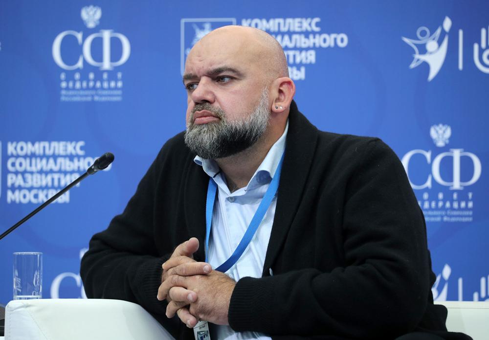 Денис Проценко: Перезагрузка системы здравоохранения затронет подготовку кадров