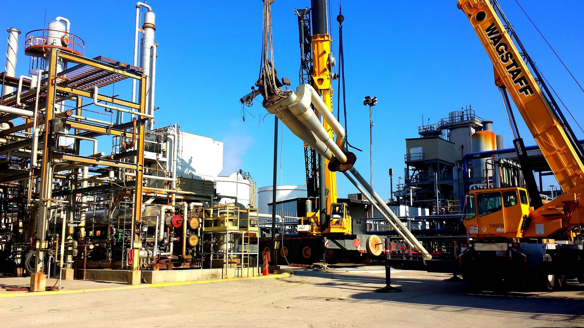 Экономист назвал причины рекордного роста цен на газ в Европе