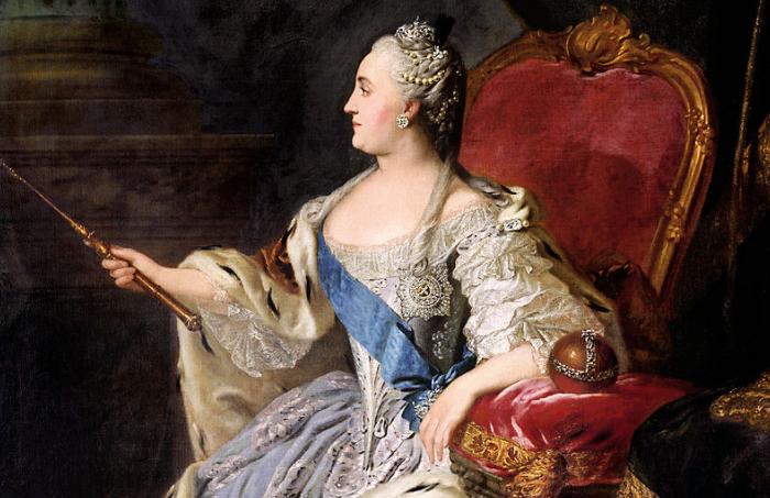 Екатерина II. Фото ©Wikipedia