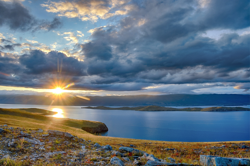 На Байкале предложили построить курорт за 161 миллиард рублей